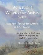 International Watercolour Artists, Book 2