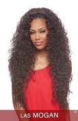 Vanessa Express Synthetic Hair Half Wig Super Weave Las Mogan
