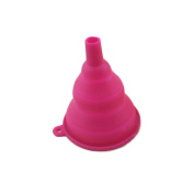 Silicone Gel Foldable Collapsible Style Funnel Hopper