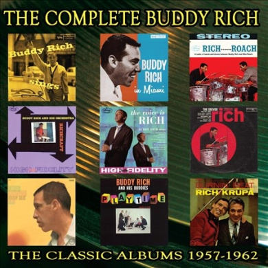 The Complete Collection: The Classic Albums, 1957-1962 [Slipcase]