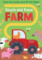 Touch and Trace Farm [Board book]