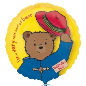 Paddington Bear Party 46cm Foil Balloon