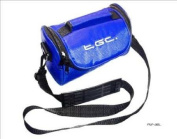 Dreamy Blue Carry Case Bag for JVC Full HD Everio GZ-E205WEK Camcorder