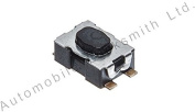 3 x Tactile Micro Switches for Peugeot Citroen remote Flip keys
