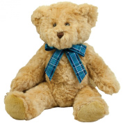 Mumbles Bracken Plush Teddy Bear / Childrens Soft Toy (S) (Brown
