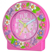 Jacques Farel ACN313 Kids Alarm Clock Summer Garden