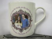 Royal Baby Princess : HRH Princess Charlotte English Bone China Mug