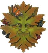 Green Man of Nature Weatherproof Garden Wall Plaque