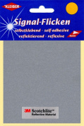 Kleiber 12 x 10 cm Self Adhesive Reflective Patch