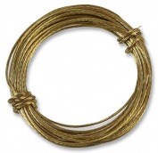 Picture Wire Brass 6m - Price For 1 Each