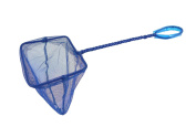 FISHING TANK INSECT BUG NET BLUE CHILDRENS KIDS SUMMER HOLIDAY GARDEN OUTDOOR TOYS