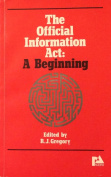 The Official Information Act