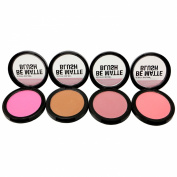 4pc City Colour Be Matte Blush set of 4 colour #C0003