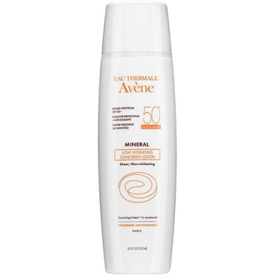 Mineral SPF 50+ Face/Body Sunscreen 120ml lotion by Eau Thermale Avene
