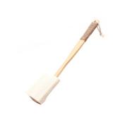 SEEKO Handle Bamboo Loofah Bath Brush TFA672