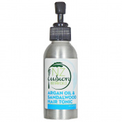 NZ Fusion Botanicals Argan Oil and Sandalwood Hair Tonic