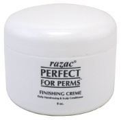Razac Haircare Perfect for Perms - Finishing Creme Daily Hairdressing 240ml by Razac