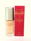 JUPON COSMETICS Natural Sweet foundation 17 light pink 30ml