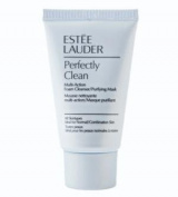 Estee Lauder Perfectly Clean Multi-Action Foam Cleanser/Purifying Mask 30 ml.