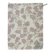 Zack & Tara Wet Bag - Beautiful Blossoms in Pink - Medium