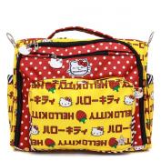 Ju-Ju-Be Hello Kitty Collection Convertible Nappy Bag, B.f.f.