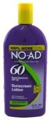 No-Ad Spf#60 Sunscreen Lotion 470ml
