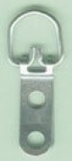 Strap Hanger Narrow 2 Hole (Use #6 PH Screw) - 100 Pack