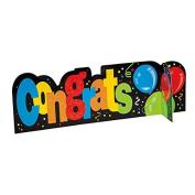 Congrats 3D Centrepiece
