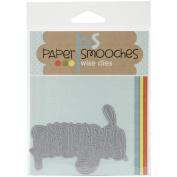 Paper Smooches Die-Happy Birthday