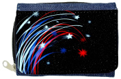 Colourful Jeans Wallet
