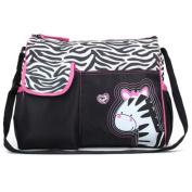 Fashion Multifunctional Baby Nappy Bag Mummy Messenger Bag Shoulder Bag with Liner Ty615