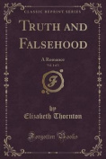 Truth and Falsehood, Vol. 1 of 3