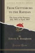 From Gettysburg to the Rapidan