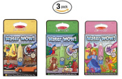 Melissa & Doug Water Wow Colouring Book -