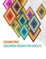 Geometric Coloring Books for Adults