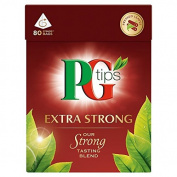 PG Tips Extra Strong Tea 80 Bags