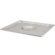 VOLLRATH REFRIGERATION Super Pan V Steam Table Pan Cover Half-size 75120