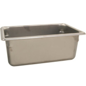 VOLLRATH REFRIGERATION Super Pan V Steam Table Pa Fourth-size, 5.1cm deep 30442