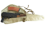 Made in USSR AKS 74 47 AKMS canvas soft case bag For Kalashnikov rifle and other 75cm