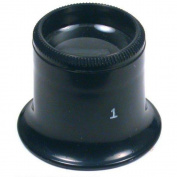 10X Eye Loupe Eyeglass Magnifier Lens Jeweller Optical