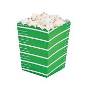 Mini Football Popcorn Boxes