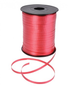 500 Yd. RED Curling Ribbon 0.5cm Wide