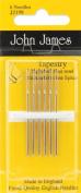 SZ 20 3/PK-NEEDLES GOLD TAPESTR
