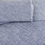 Double Fold Quilt Binding 2.2cm 3 Yards-Light Denim