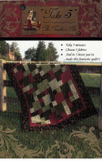 Take 5 Quilt Pattern - Anniversary Edition Makes 4 Sizes
