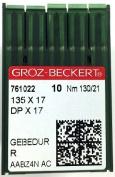 Groz-Beckert 135 X 17 #21 Sewing Machine Needles