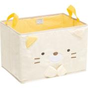 San-X Corner Gurasi Cat Container Storage Box