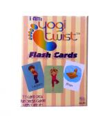 I AM Yogi Twist Flash Cards