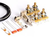 ToneShaper Guitar Wiring Kit, for Les Paul Standard