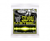 Ernie Ball 2921 M-Steel Regular Slinky Electric Guitar Strings